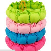 Buy cheap Warm Soft Plush Pumpkin Pet Bed Dog Cat Mat in different color product