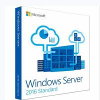 China Microsoft Original Key Windows Server 2016 Standard License For 5 Core on sale