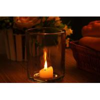 Buy cheap Replacement Candle Holder Glass Containers 630ml Environmental product