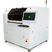 Buy cheap 3500Kg 50Hz / 5.5KW UV Laser Depaneling Machine . pcb cutting machine router product