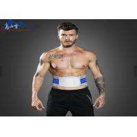 Buy cheap Elastic Flat Knitting 3d Weaving Fabric Waist Black Back Brace Support Neoprene Material product