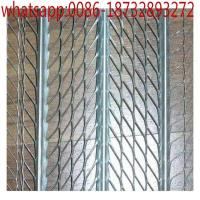 Buy cheap 12.6mmX7.1mm aperture rib lath on timber frame for stucco/Construction Hot Sale Expanded High Rib Lath product