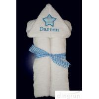 Buy cheap Adorable Custom Baby Hooded Towels For Bath / Beach / Pool Dryfast product