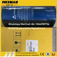 China 4110000054305 OIL FILTER SDLG wheel loader excavator Spare Parts WEICHAI engine LIUGONG LONKING ZF Cummins on sale