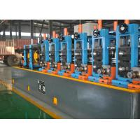 Buy cheap High Precision HF Straight Seam Steel Welded Pipe Production Line / Tube Mill product