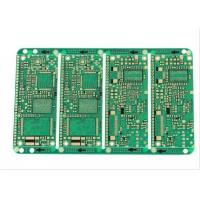 Buy cheap FR-4 Green Aluminum Automotive PCB GPS 1oz Copper Electronic Pcb Assembly  product