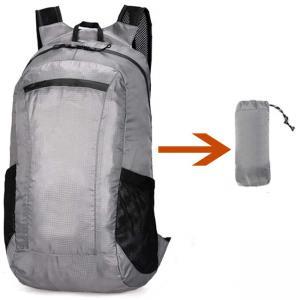 Buy cheap Ripstop Outdoor Waterproof Bag Lightweight Waterproof Hiking Backpack product