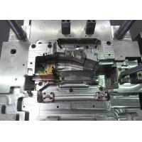 Plastic  injection molding molds prototype with part on AB plate no individual cavity and core