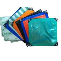 Buy cheap HDPE Woven Fabric +HDPE Lamination Waterproof PE Tarpaulin Sheet Polyethylene Tarpaulin product