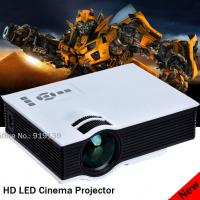 Quality The Newest Digital Mini LED Projector With HDMI USB 3.5mm Audio Beamer Work For iPhone for sale