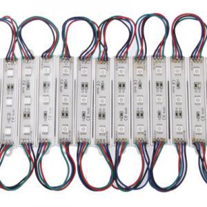 Buy cheap DC 12V LED RGB 5050 SMD LED Module light Strip product