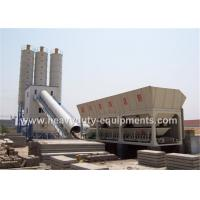 Buy cheap Hongda HZS100 of Concrete Mixing Plants having the 125 kw power product