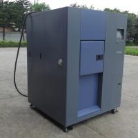 China High Low Temperature Environmental Testing Chamber / Thermal Shock Charpy Impacting Cooling Testing Chamber on sale