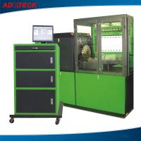 Buy cheap 415V 50 / 60HZ Common rail System and Diesel Fuel Pump Test Bench automatic 22K 2000 bar product