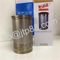 Buy cheap Mitsubishi 4D30 Engine Cylinder Liner Kit , Dia 100mm Cast Iron Cylinder Sleeve product