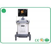 Buy cheap Full Digital Trolley Color Doppler Ultrasound Scanner With 160G Image Memory product