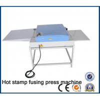 Buy cheap Multifunctional adhesive foaming hot stamp fusing press machine /Bonded pearl diamond fusing machine for wholesale 22A from wholesalers