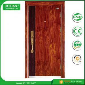 Buy cheap Hot Sale Exterior Metal Door Steel Security Door with Low Price product
