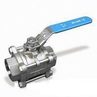 Buy cheap Stainless Steel Ball Valves product