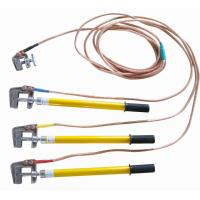 High Voltage Grounding Stick : M light epoxy resin grounding stick earth with