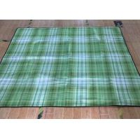 Buy cheap Colorful Outdoor Water Resistant Picnic Blanket  Multi Functional Folding product
