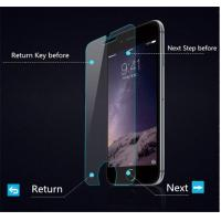 China  Custom Ultrathin iPhone Tempered Glass Screen Protector for Smart Touch  for sale