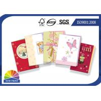 China  Handmade Festival Greeting Cards Decoration Birthday Paper Greeting Card Design and Printing  for sale