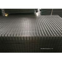 Buy cheap Anti Craking Galvanized Wire Mesh Sheets / Rolls 2mm-5mm Dia Wire product
