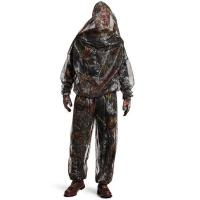Buy cheap Lightweight Camouflage hunting suit Mesh Suit Mesh Camo Suit with Gloves product