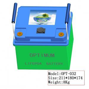 Buy cheap 24v 20ah E-Bike Lifepo4 Battery Charging Lifepo4 Batteries product