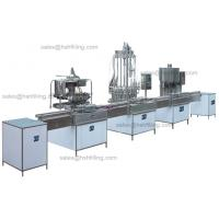 Buy cheap Automatic beer can filling machine , carbonated bottle soda filling line product