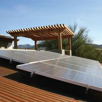 Buy cheap Off grid 4KW Solar Home System product