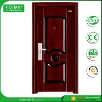 Buy cheap Main gate designs china abibaba steel security door water proof house front door product