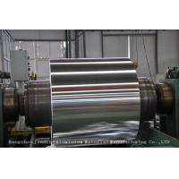 Quality Composite Pipe Industrial Aluminum Foil Jumbo Roll 8011 HO Custom Made for sale