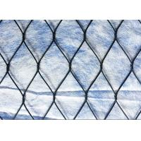 Buy cheap Multifunctional Black Oxide Wire Wire Rope Mesh Netting With Aperture 25-300mm product