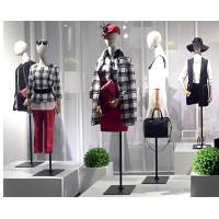 Buy cheap Clothing Shop Window Display Equipment / Retail Display Props For Window Display product