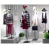 Buy cheap Clothing Shop Window Display Equipment / Retail Display Props For Window Display from wholesalers