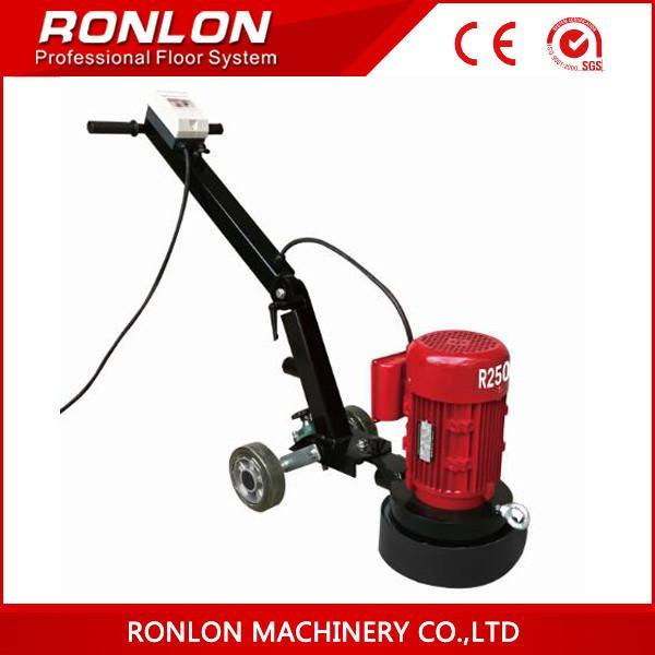 Quality R250 Top quality high efficiency n concrete floor edge grinder polishing machine for sale