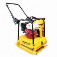 Buy cheap Asphalt Plate Compactor with Centrifugal Force of 20kN and 60 x 46cm Plate product