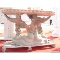 Buy cheap Lady stone chairs and benches product