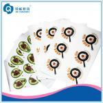 Buy cheap Custom printing waterproof self adhesive vinyl label stickers product