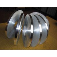 Customized Precise 8011 8079 O /H19 Metal Strip Aluminium strip Foil For Bottle