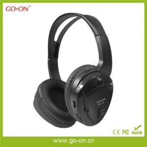 China 2011 Hot RF wireless headphone with MIC&FM Radio on sale