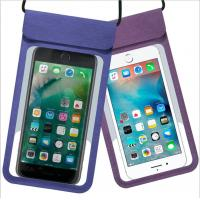 China Universal Fully Waterproof IPhone Case For Swimming Customized Size on sale