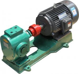 Quality heat jacket asphalt gear pump industrial pump high viscous fluid pump bitumen for sale
