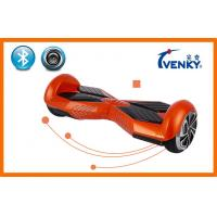 Buy cheap 8 inches 10 inches Self Balanced Scooter , Bluetooth HoverboardScooter stand on product