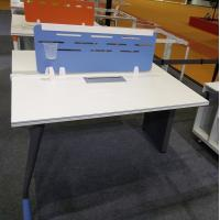 Buy cheap Module design for office space use 4 person  workstation face to face site product