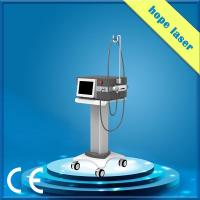 China Shock Wave Therapy Machine ESWT Machine Shockwave Treatment For Plantar Fasciitis on sale