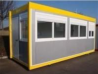 Buy cheap Low cost modern sandwich panel prefab container house in India product