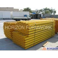 Buy cheap Spruce Wood Girder H20 Beam Formwork Strong Rigidity For Concreting Wall Formwork product